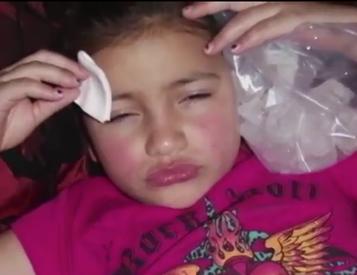 As Crianças Que Recebem Aplicação De Botox Das Próprias Mães 02