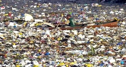 O lixão do Pacífico