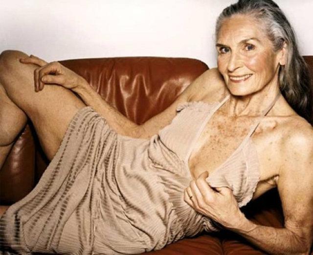 Idosa De 82 Anos Leva A Vida Como Supermodelo De Marcas Famosas