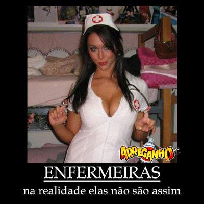 A Realidade Sobre as Enfermeiras