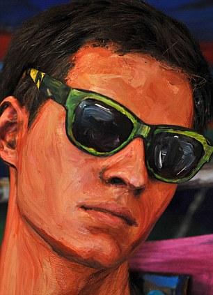 Artista Pinta A Pele Dos Modelos Para Fazê-Los Parecer Com Pinturas Em Tela 05