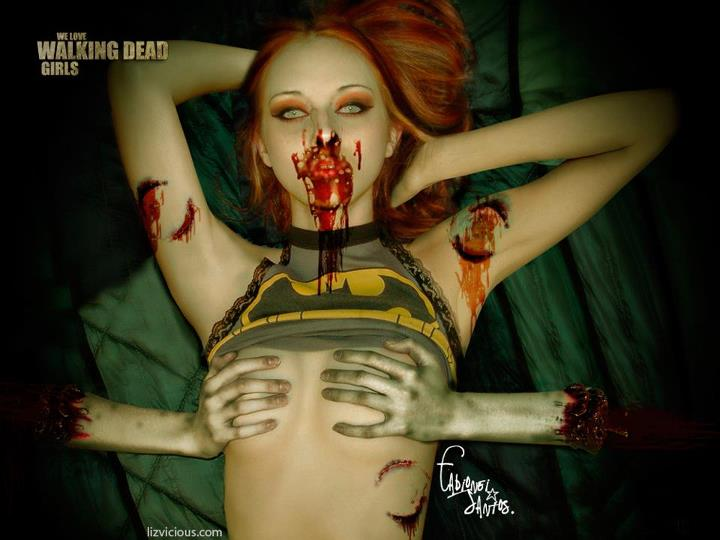 The Walking Dead Girls 13