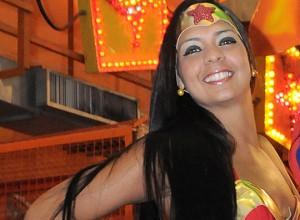 Mulher Maravilha do Carnaval