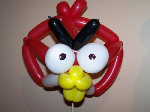 Arte com Balões