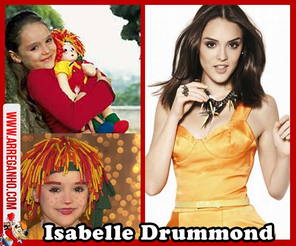Top 10: Celebridades que vimos Crescer Dentro da Telinha - Isabelle Drummond