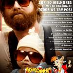 Top 10 Melhores Filmes De Comédia De Todos Os Tempos!