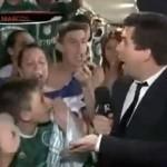 Aqui é Corin…. Palmeiras, Palmeiras!