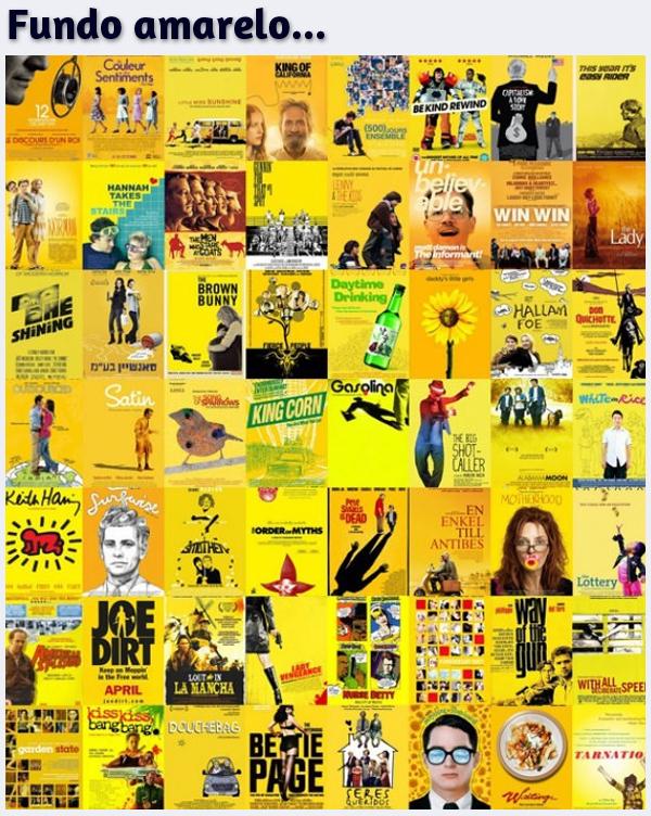 Top 12: Maiores Clichês em Cartazes de Filmes 10