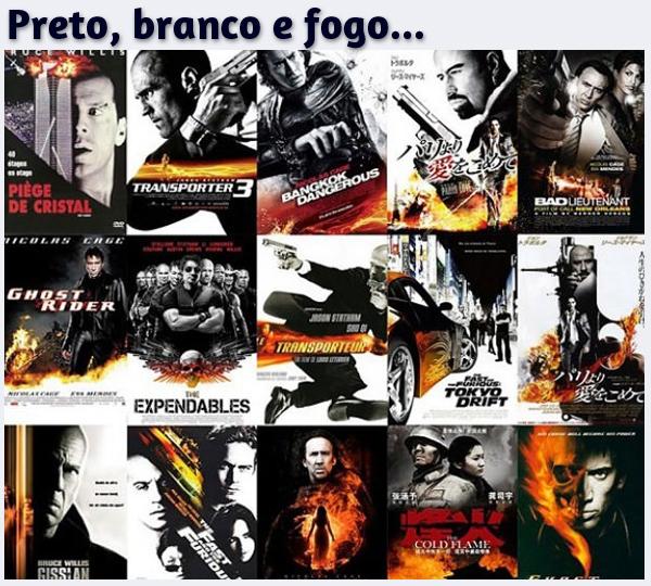 Top 12: Maiores Clichês em Cartazes de Filmes 11
