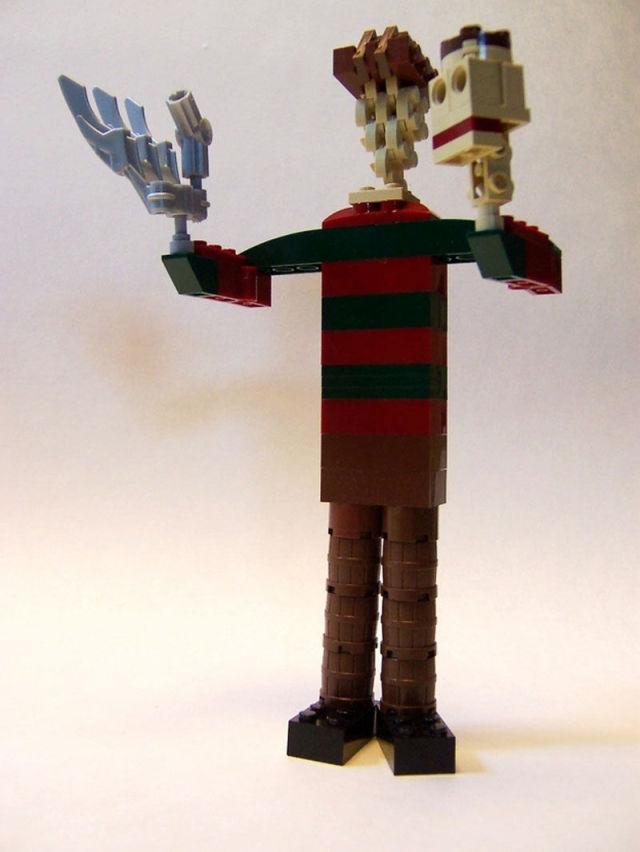 Criações Incríveis Com Lego