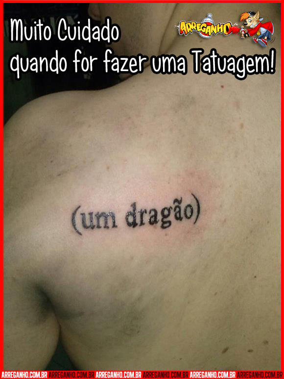 Tattoo FAIL!