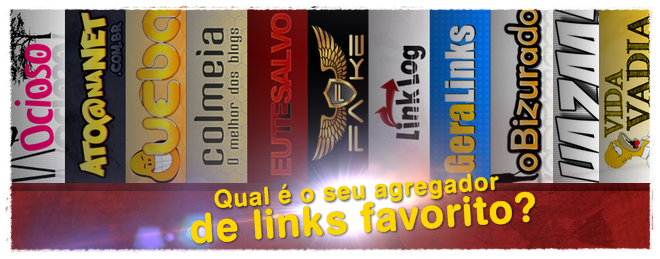 Qual o seu Agregador de Links Favorito?