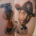 25 Incríveis Tatuagens Hiper-Realistas por Chris Jones