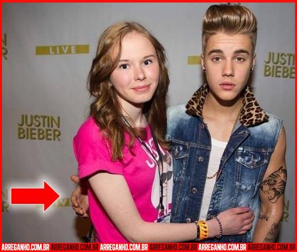10 Fotos que Provam que Justin Bieber Ama (ou Não) suas Fãs - 01