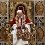 7 diferenças entre Bento XVI e Francisco
