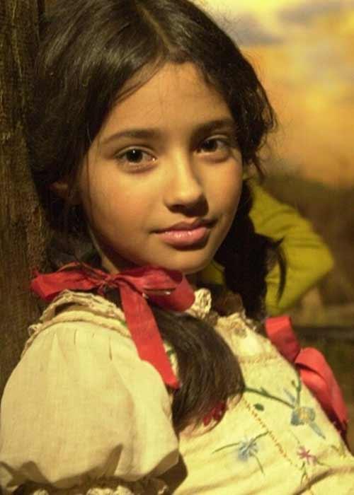 Ela Cresceu: Carol Oliveira, a Menina de Hoje é dia de Maria virou Mulher 01