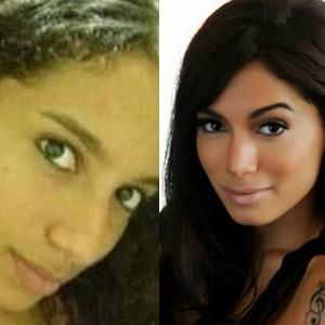 MC Anitta antes e depois da fama!