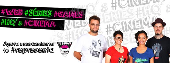 NSFW - A Camiseta que te representa
