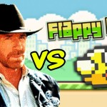 Chuck Norris vs Flappy Bird