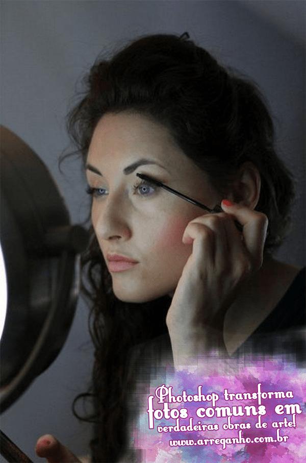 Photoshop transforma fotos comuns em verdadeiras obras de arte!