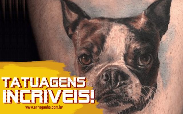 Da Série: Tatuagens Incríveis
