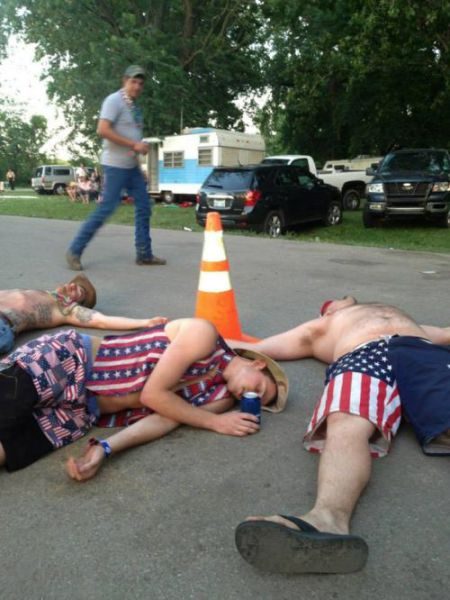 Exageraram na bebida e se deram mal!
