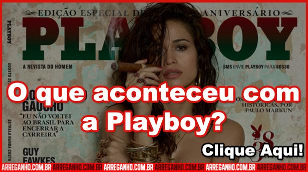 O que aconteceu com a Playboy?