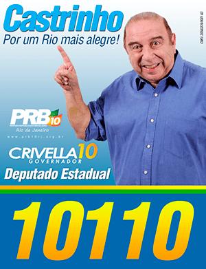 10 Famosos que são candidatos nas eleições 2014!