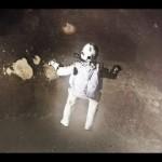 Novas imagens do incrível salto de Felix Baumgartner, da estratosfera!