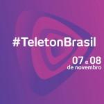 Arreganho no #TeletonBrasil 2014