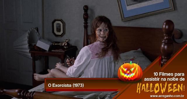 10 Filmes para assistir na noite de Halloween!