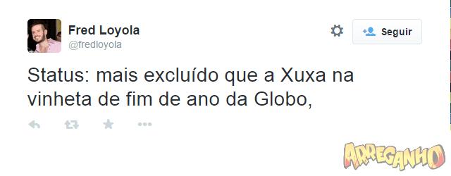 9 Melhores comentários sobre a vinheta de final de ano da Globo
