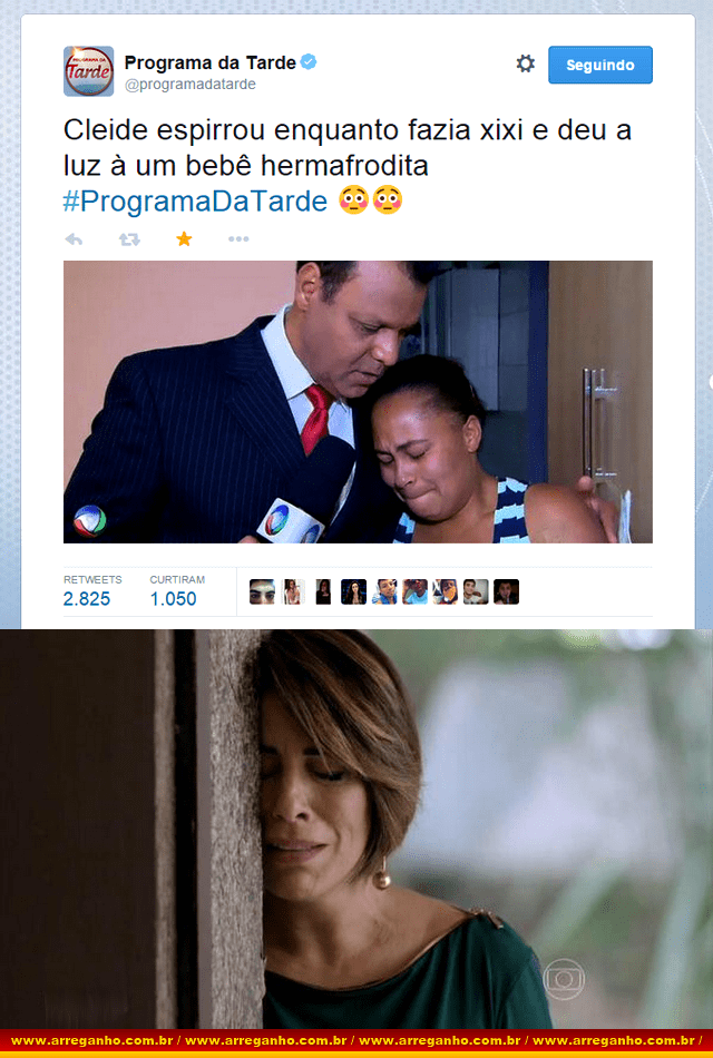 Sim, esse tweet é real…