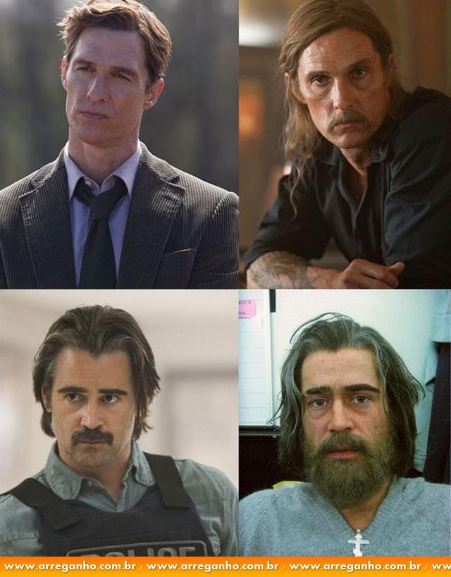 Cabelo e barba fazem toda a diferença