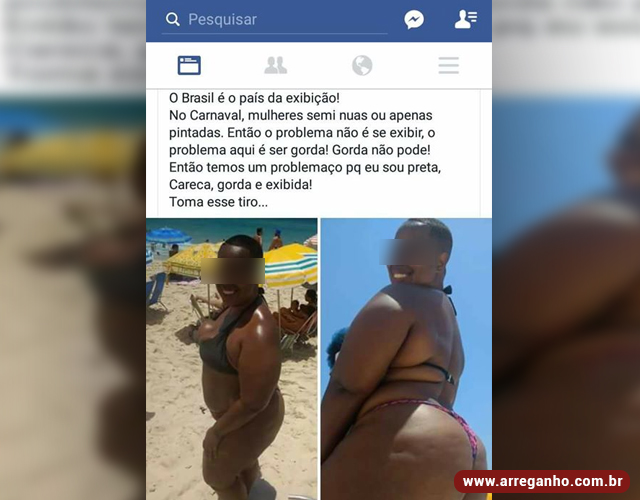 Brasil é o país da exibição