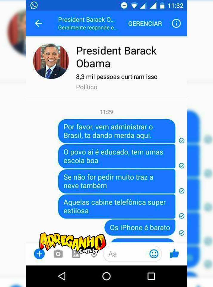 O melhor presidente possível para assumir o Brasil