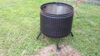 Washer Tub Fire Pit - Fire Pit Ideas