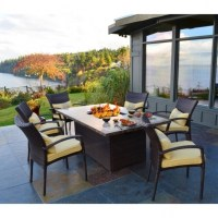 Outdoor Dining Sets With Fire Pit - Fire Pit Ideas