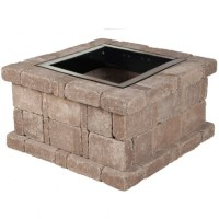 Fire Pit Kits Home Depot - Fire Pit Ideas