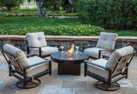 Patio Furniture Fire Pit Table Set - Fire Pit Ideas