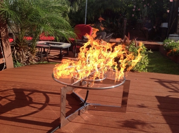 How To Build A Gas Fire Pit Fire Pit Ideas
