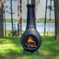 Clay Fire Pit Chimney - Fire Pit Ideas