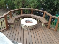 Gas Fire Pits For Decks - Fire Pit Ideas