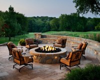 Chairs Around Fire Pit - Fire Pit Ideas