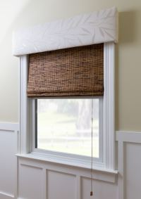DIY Window Cornice