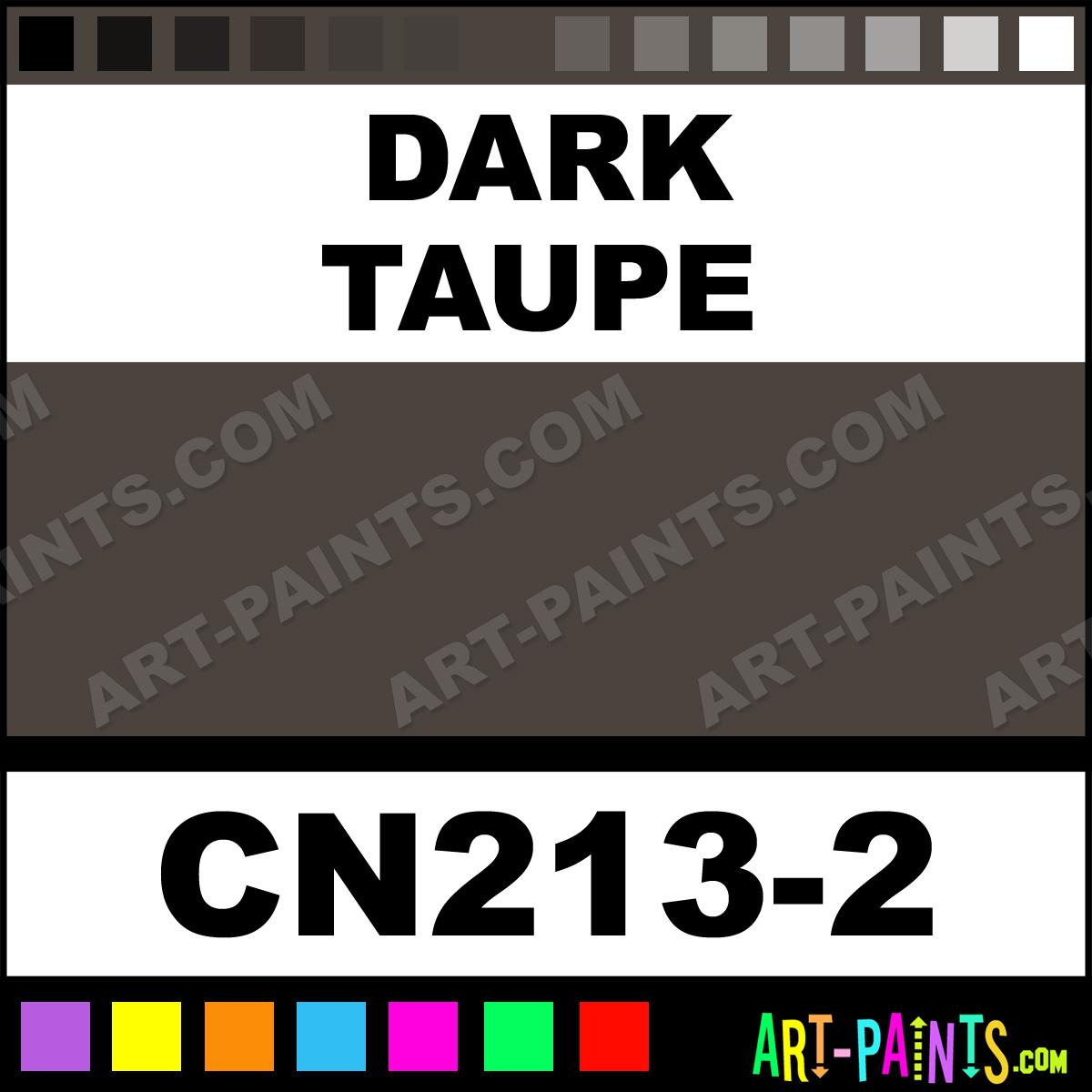Dark Taupe Concepts Underglaze Ceramic Paints