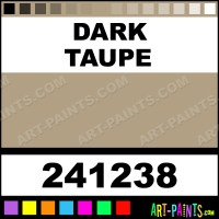 Dark Taupe Satin Enamel Paints