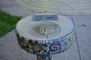 Labyrinth in Duboce Park