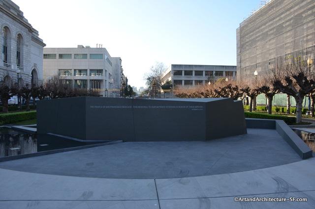 War Memorial in San Francisco