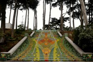 Lincoln Park Steps